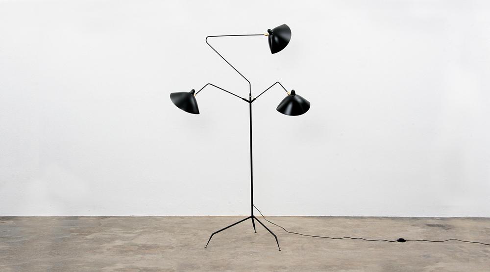 serge mouille design diffusion. Black Bedroom Furniture Sets. Home Design Ideas
