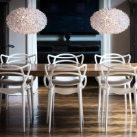Kartell masters-bianche-bloom-b