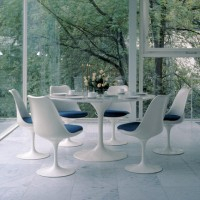 saarinen-tulip-chair Knoll