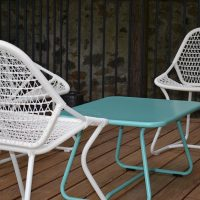 design diffusion agence limoges mobilier. chaise outdoor