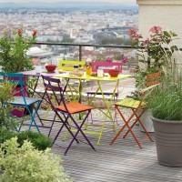 Fermob chaises et table