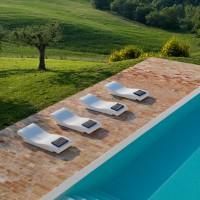 Gandia Blasco transat blanc design