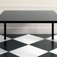 Kartell table noir