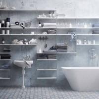 String salle de bain