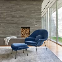 WOMB CHAIR-knoll